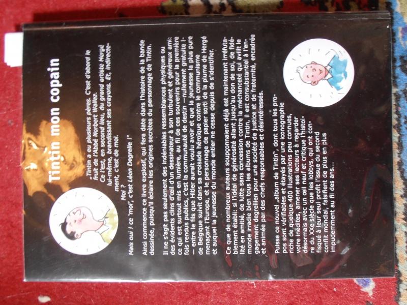 Livre Leon Degrelle Tintin mon Copain  874759P6260003