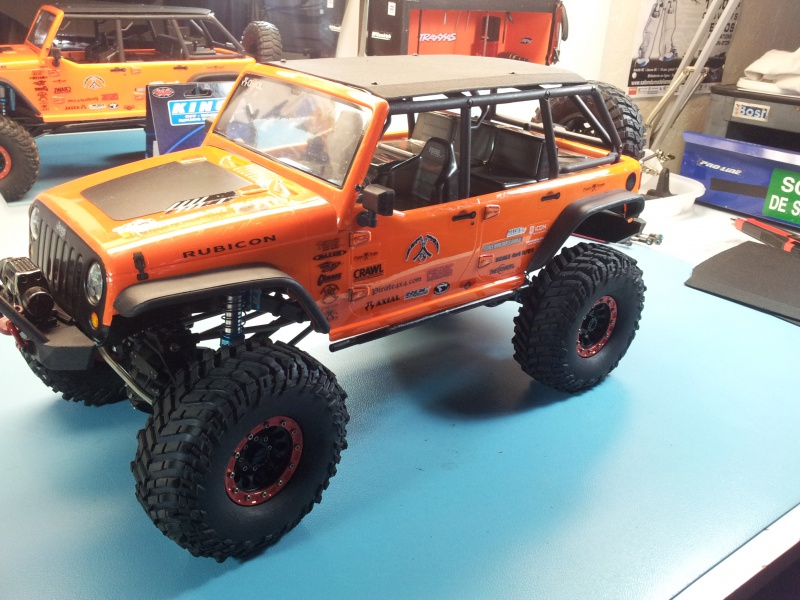 Jeep Wrangler Unlimited Rubicon kit de Marcogti - Page 3 87509820150630171852