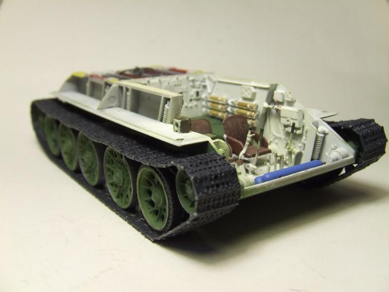 C'est reparti pour un T 34... 8754934812