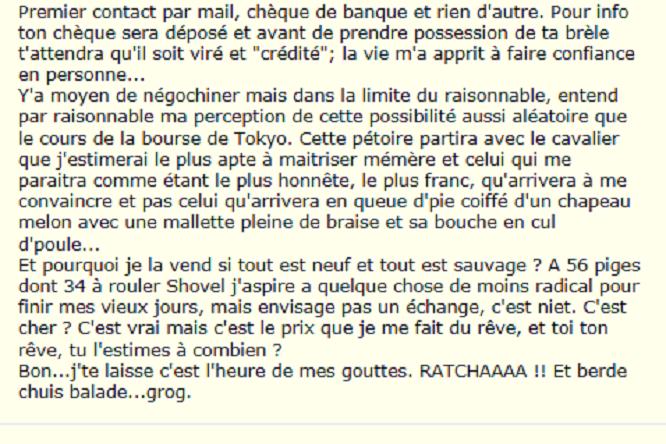 Annonce rigolote du bon coin 875613Capture3