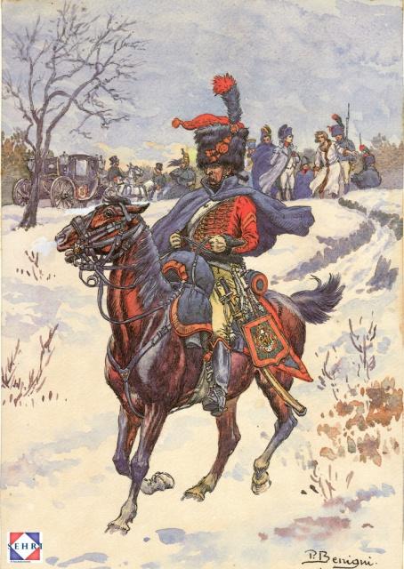 Les chasseurs à cheval de la Garde 875801ico2111