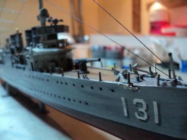 HMS Campbeltown 1/240 Revell 875996DSC01325