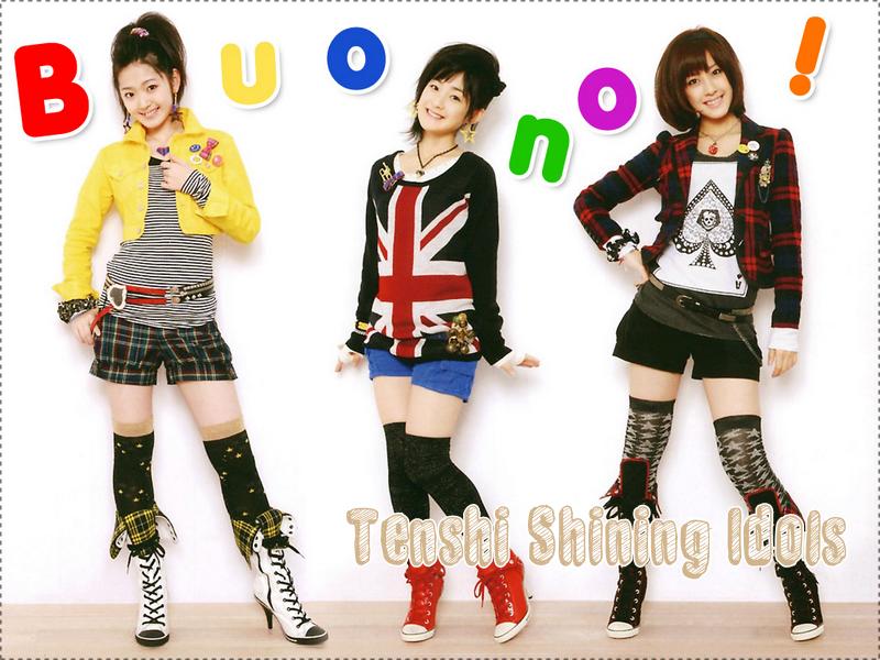 Tenshi Shining Idols
