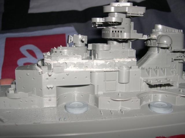 Bismarck 1/350 Revell 876016DSCN2219