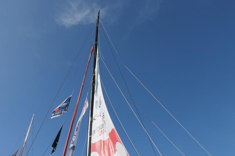 Visite du village et du ponton du Vendée Globe le 25/10/16 876403IMG4477