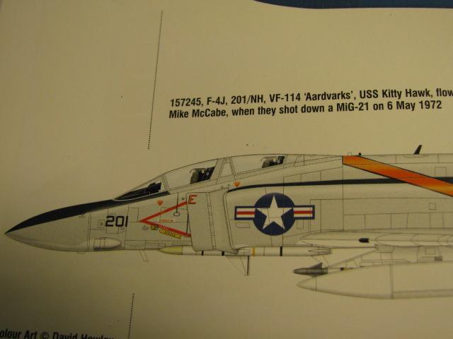 Résurrection Phantom F-4J 1/48 Esci 876458IMG6749