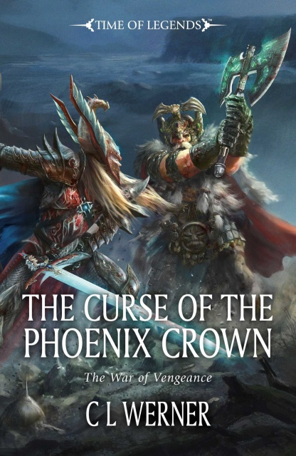 Review VO de The Curse of the Phoenix Crown par C L Werner 87676681A2Tz8xVL2