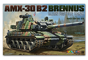 AMX-30B2 Brennus 1/35 Tiger model 876910TM4604