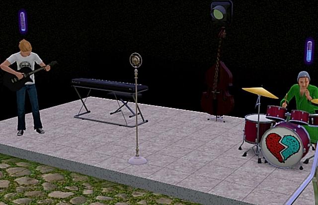 [ABANDONNE] SE4M : Sims Entre 4 Murs - Page 2 876962Screenshot14