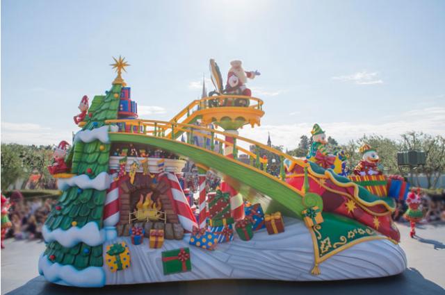 [Tokyo Disney Resort] Programme complet du divertissement à Tokyo Disneyland et Tokyo DisneySea du 15 avril 2018 au 25 mars 2019. 877397no3