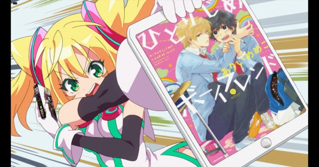 [2.0] Caméos et clins d'oeil dans les anime et mangas!  - Page 9 877892HorribleSubsHackadolltheAnimation011080pmkvsnapshot043320151004211433