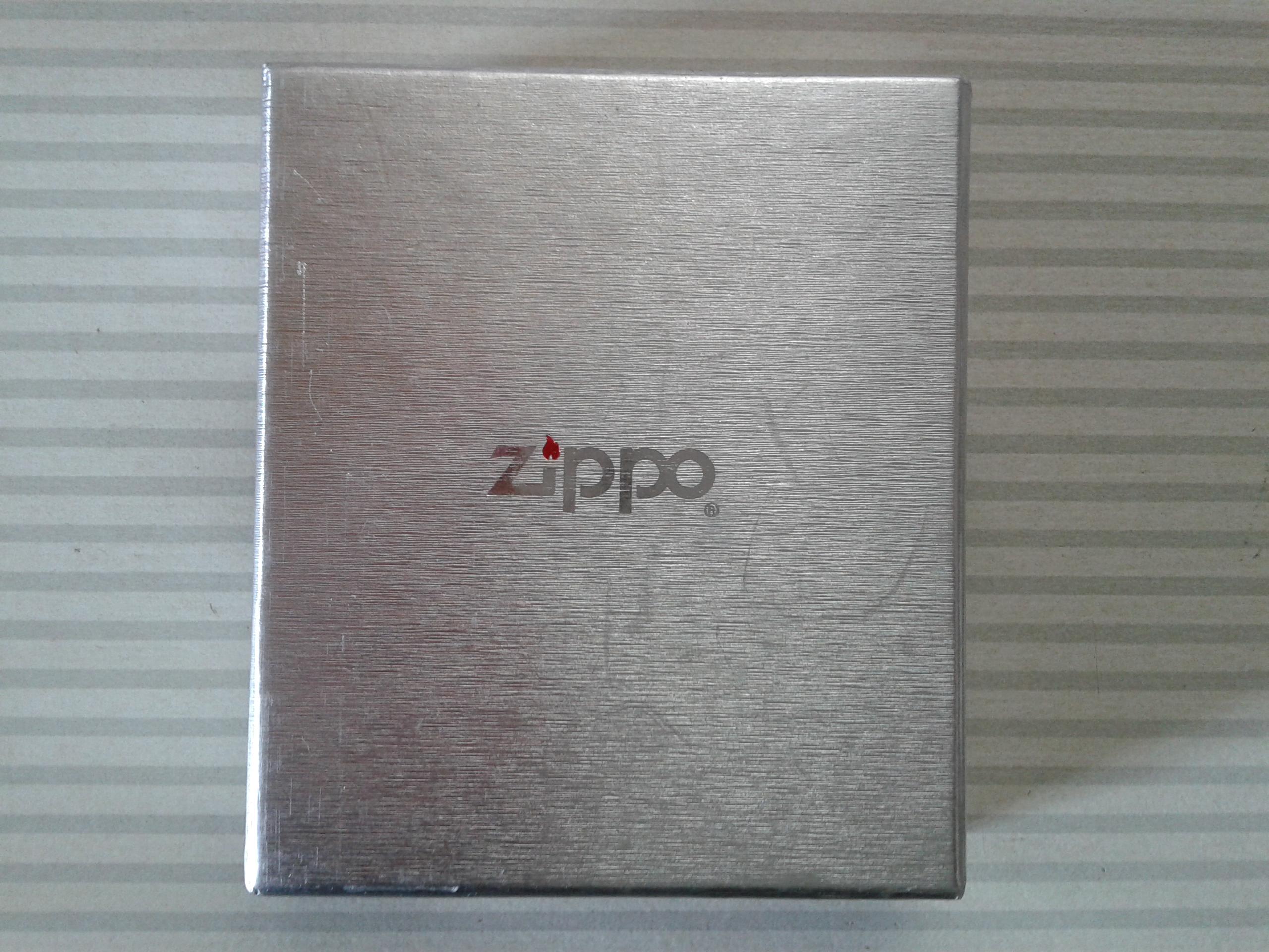 Les boites Zippo au fil du temps - Page 2 877998Silverplate19953