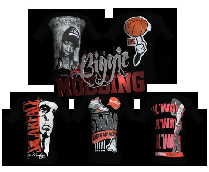 ◤ Showroom Cro$$ - Biggie Modding  ◥ - Page 17 878892Tshirt