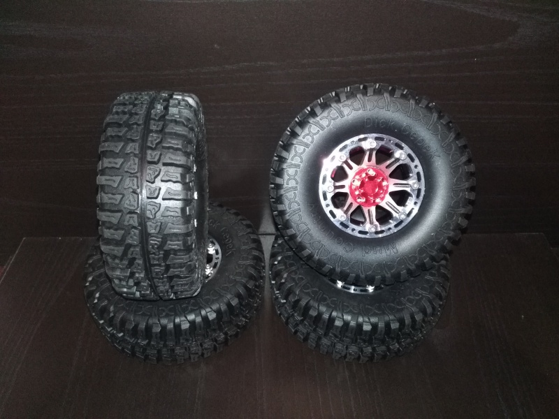 axial Scx10 - Jeep Umbrella Corp Fin du projet Jeep - Page 8 879263IMG20161228200824