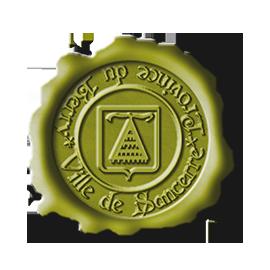[RP] Bureau du Bourgmestre de Sancerre 879310Sceaudesancerrejaune