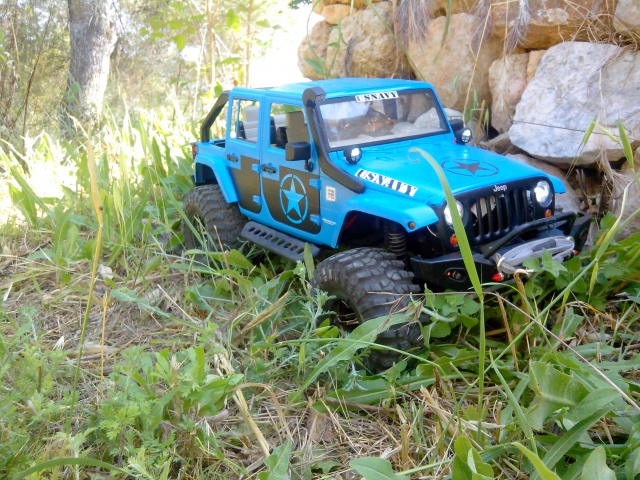 AXIAL SCX10 Jeep US NAVY 879559IMG20130618170838