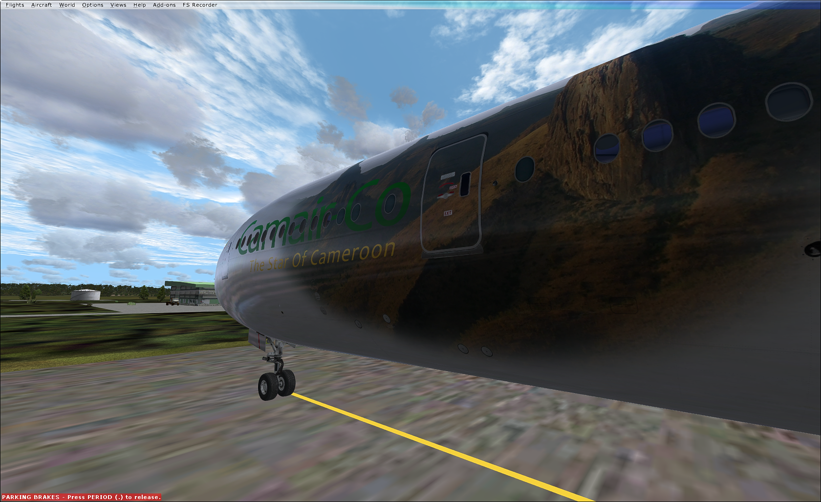 """Cameroonising Heavily"" Flight Simulator for a while now... 879564Screenshot14315"