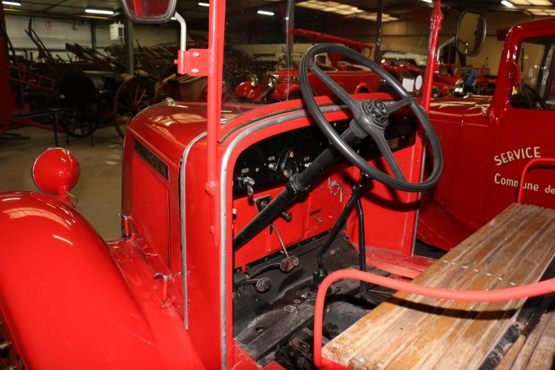 Des camions à gogo....Musée des sapeurs pompiers de Lyon 880152IMG6700