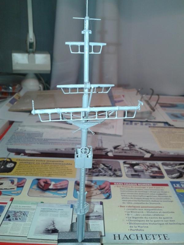 Bismarck au 1/200° de Hachette  880470j10