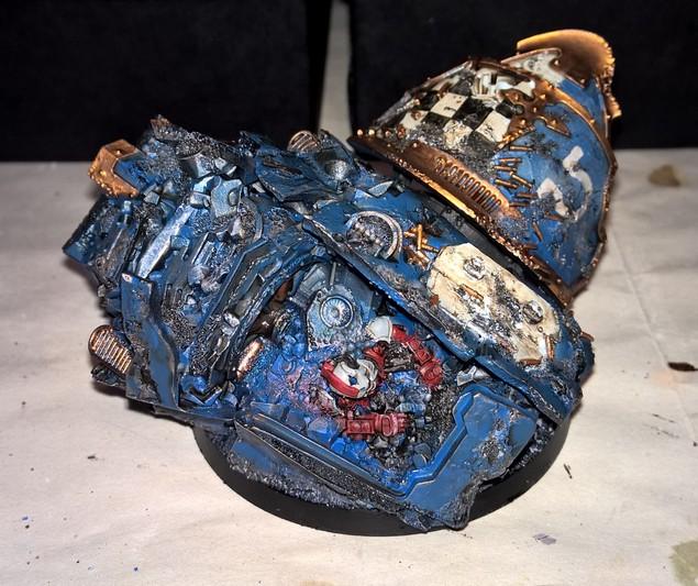 Iron warriors : Stormeagle terminé  !! 880720Perturabo9