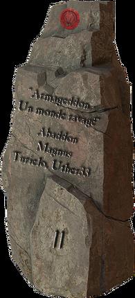 Lettres de sang: Les Pierres des Conquérants 880822432