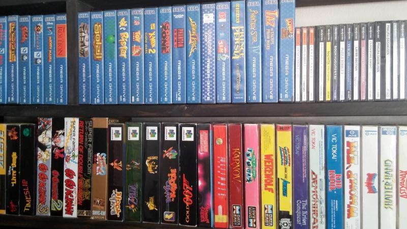 ajout de ma collection Neo Geo AES en vitrine :) 880987CAM00996