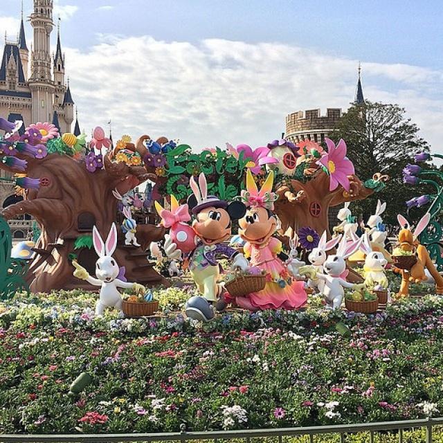 [Tokyo Disneyland] Nouvelle parade : Hippiti-Hoppiti Spring Time (du 2 avril au 23 juin 2014) 881432tds3
