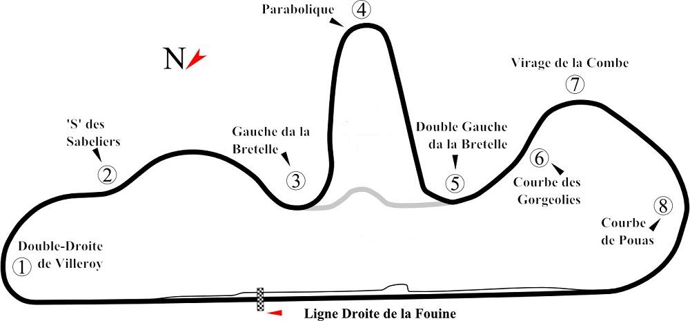 Dijon - Prenois 881472DijonPrenois