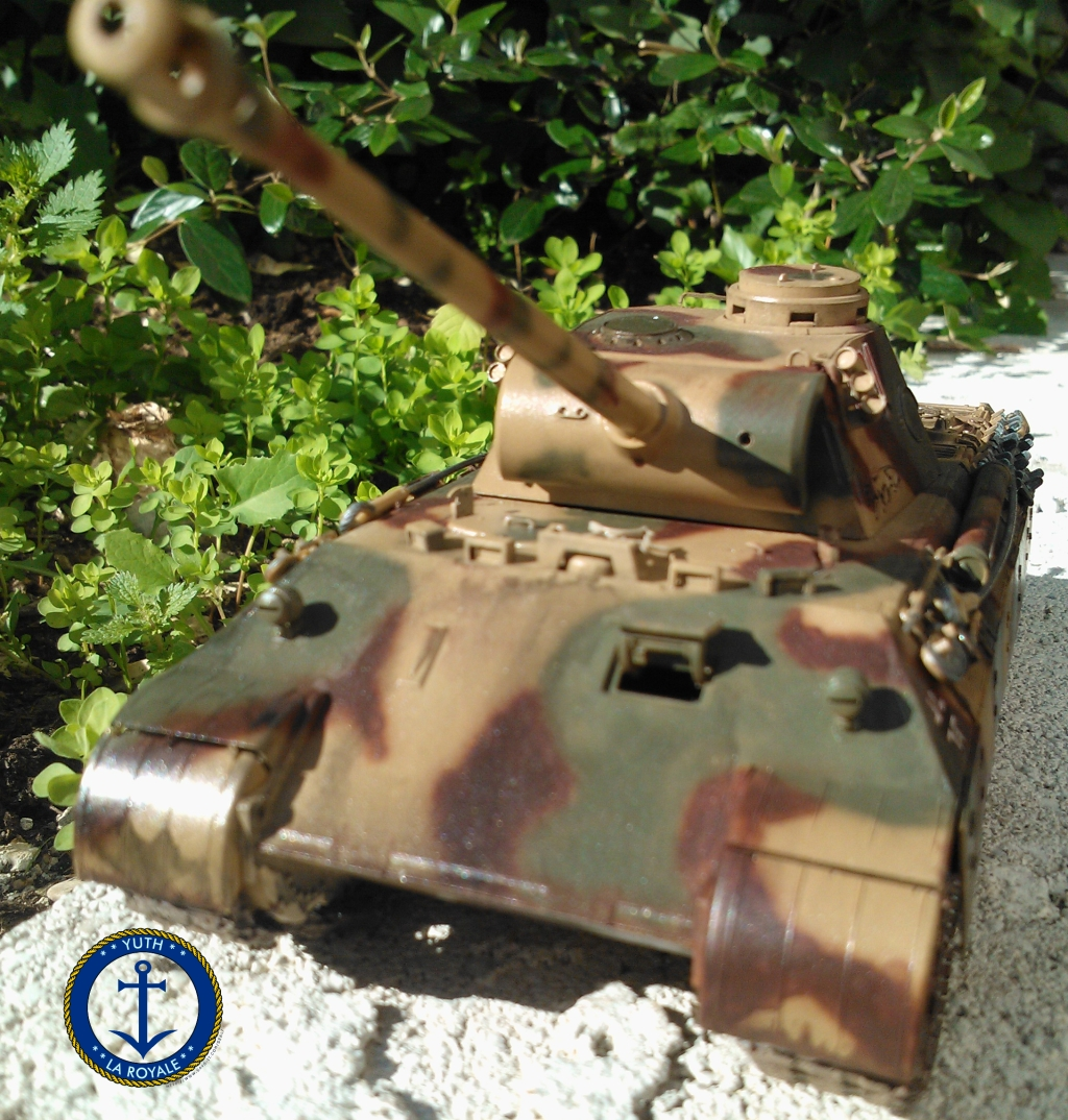 Panzerkampfwagen Panzer V Panther Ausf D. 882121panther41