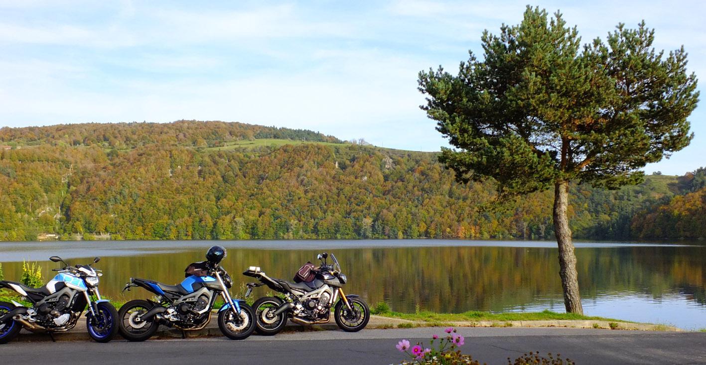 Le Gerbier de Jonc / le Mézenc / Le Lac d'Issarlès 882489YD1023