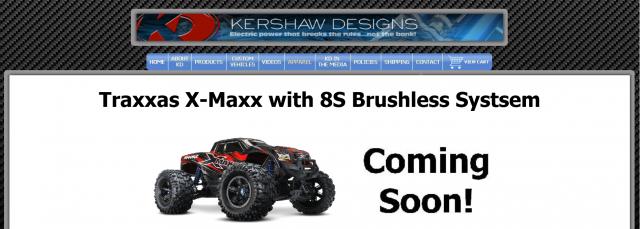 Kershaw Designs planche sur le 8S  882611Kershawdesigns8S