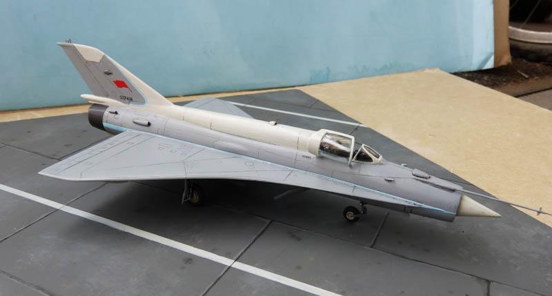 [Russie 2013-14] - Modelsvit - Mig 21 A144 Analog. 882894Analog49