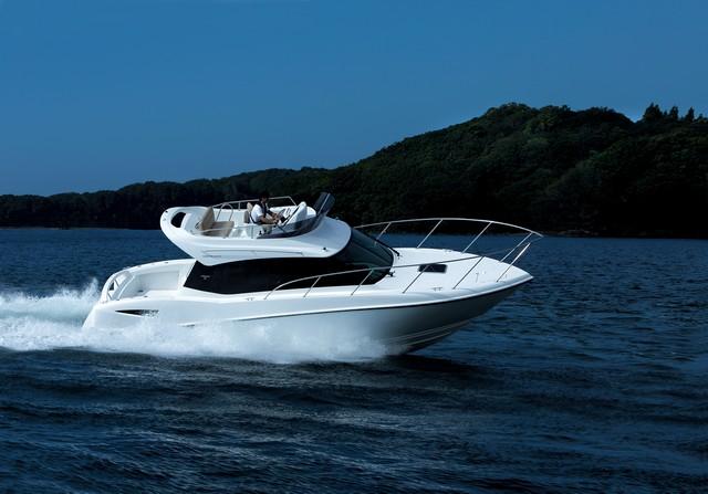 Toyota lance un nouveau bateau de plaisance, le Ponam-31 883268201410100101