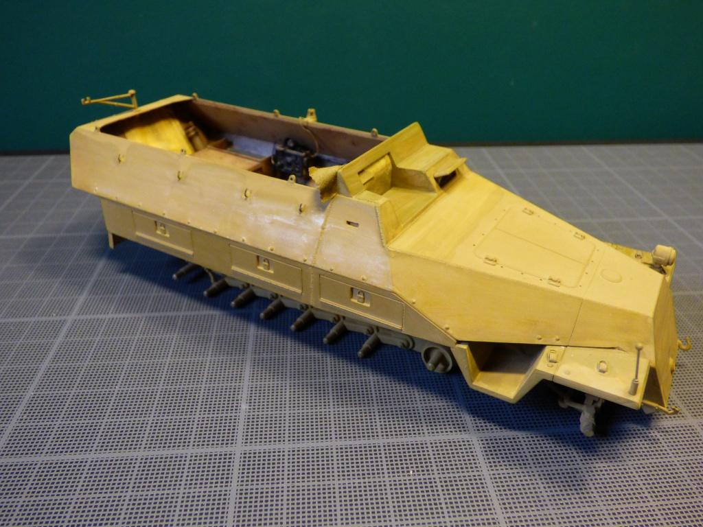 sdkfz - SdkFz 251 / 9  Tamiya / AFV 883537P1050973Copier