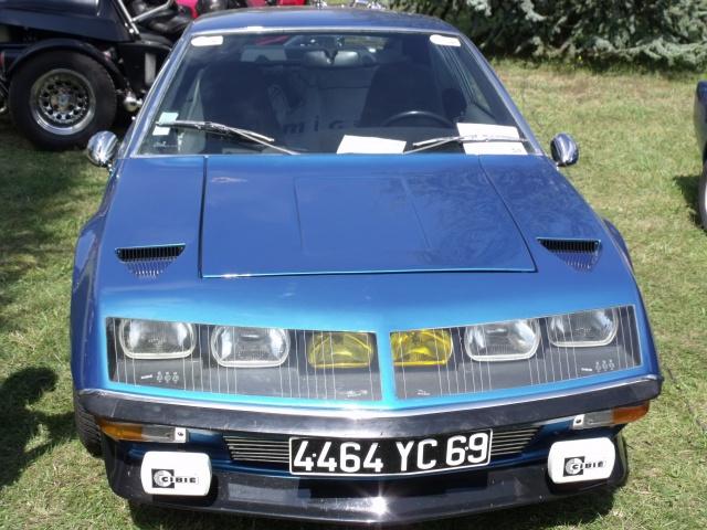 23e rassemblement de véhicules anciens et d'exception de Verna (38) - 2013 88398420RenaultAlpine