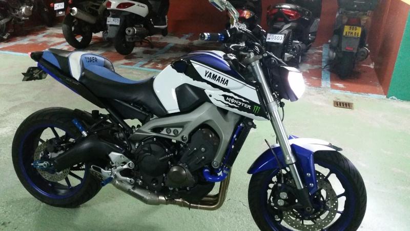 Photos de toutes les Yamaha MT-09 du forum ! :) 885145YTiger98000