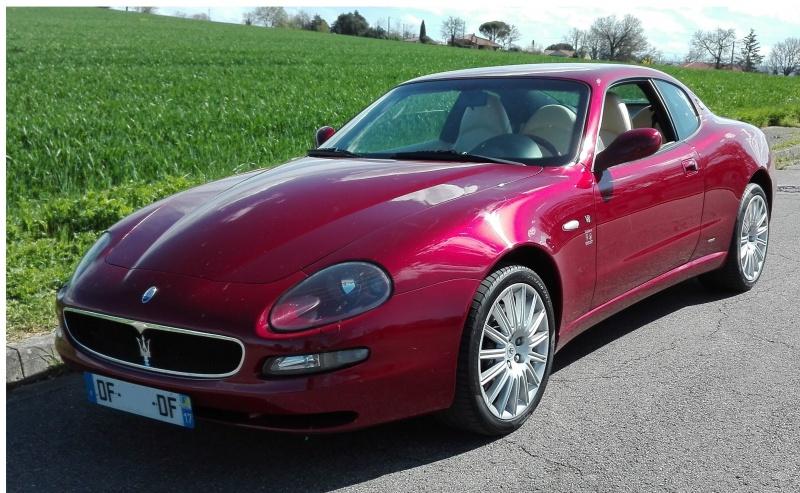 [Yannerati] 4200 GT BVM rosso bologna  885941FB1