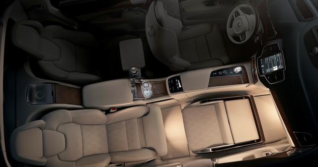 Volvo Cars a dévoilé Sa Nouvelle Lounge Console à Shanghai 886539161567VolvoXC90ExcellenceLoungeConsole