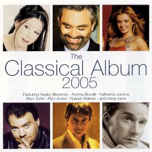Compilations incluant des chansons de Libera 886584Classical2005300