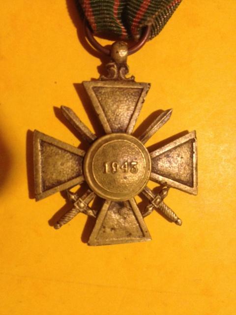 croix de guerre Giraud  886720IMG10911