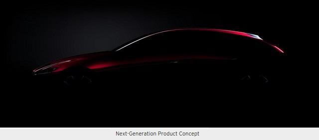 Double première pour Mazda au Salon automobile de Tokyo 888182Nextgenerationproductconcept2