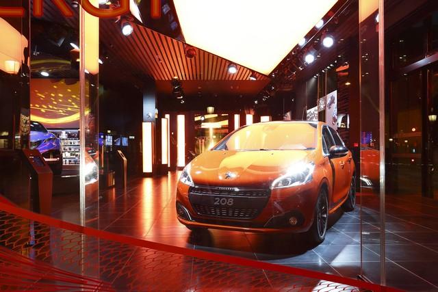 Un Dragon S'installe Au Peugeot Avenue Paris ! 889047SBY7664
