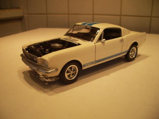 mustang shelby 350 GT 1965  kit monogram 1/24 . 889226IMGP3056