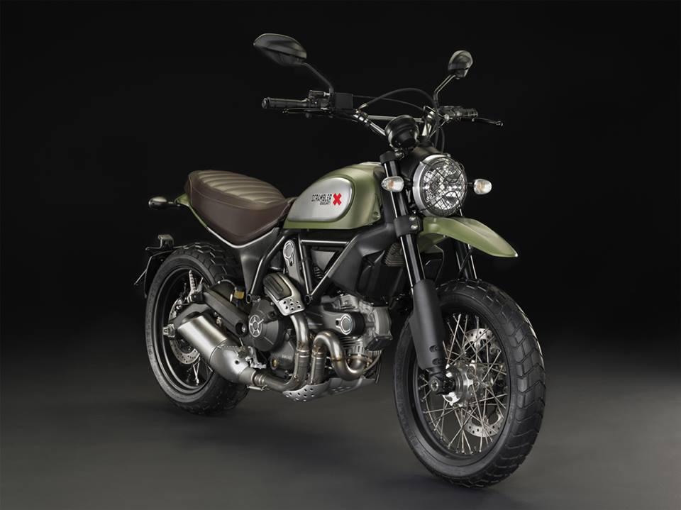 La nouvelle Ducati Scrambler est là.... - Page 2 889440DucatiScramblerUnveilIntermot2