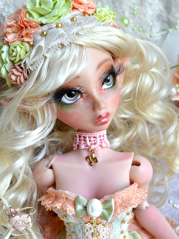 † Mystic Dolls † : Dernier modèle dispo - Arielle en fullset 890436ArielleFlowerGirl07