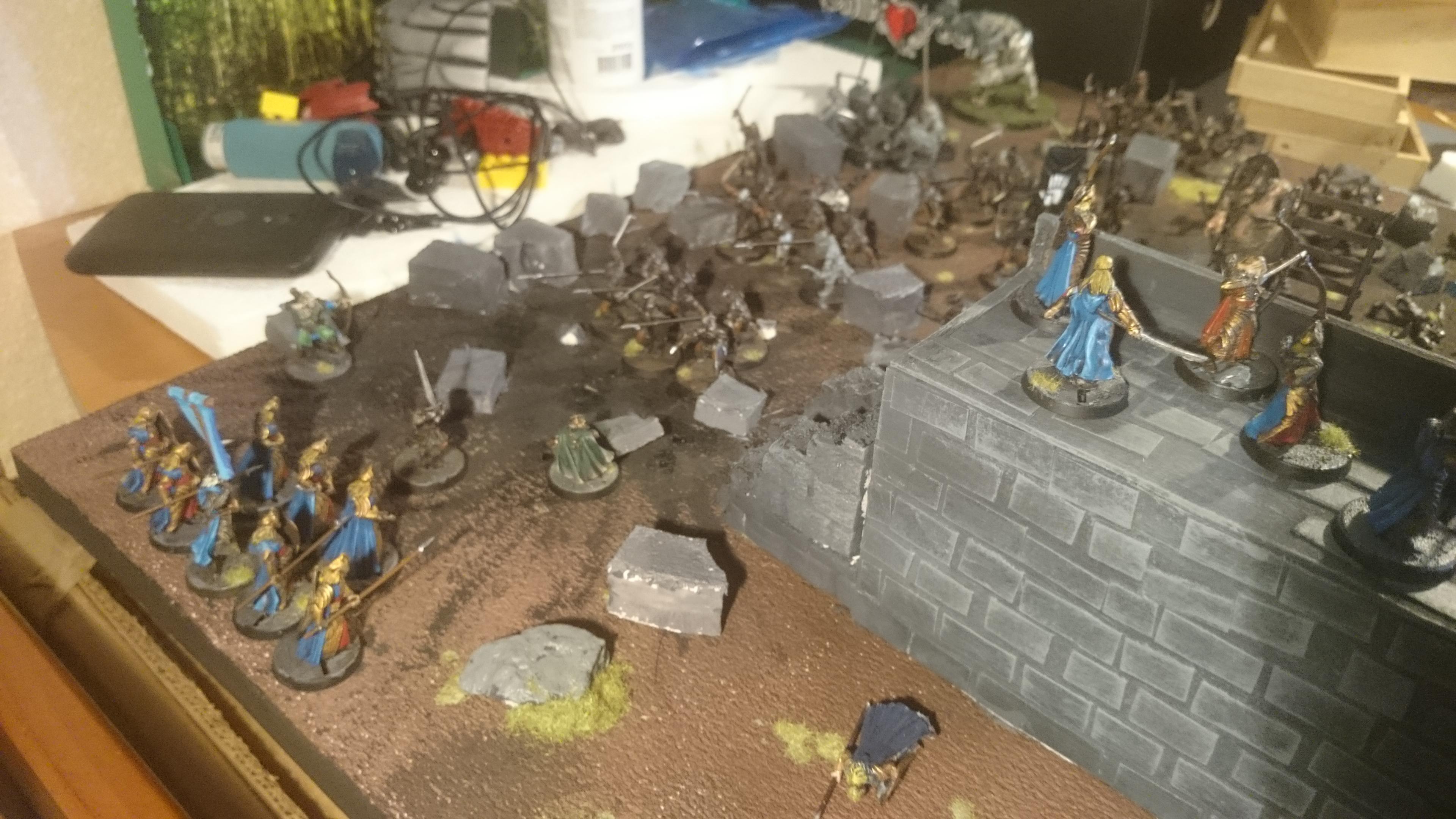 Diorama - Armies on parade 2015 890585DSC0404