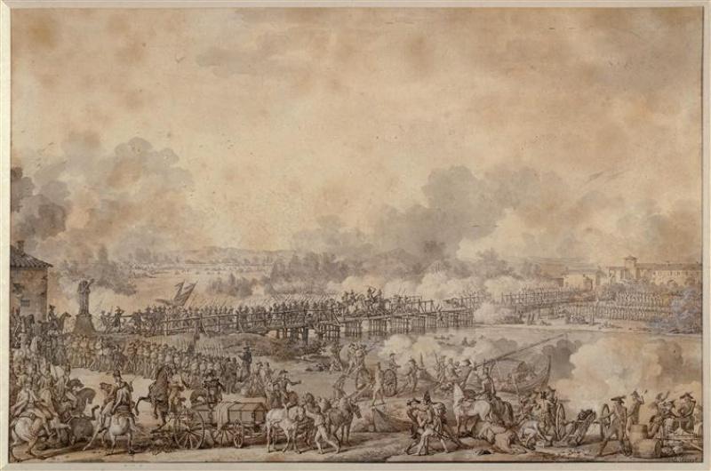 La campagne d'Italie en 1796 890823lodiparvernet