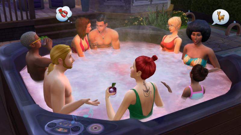 Les Sims 4 Ambiance Patio [16 Juin 2015] 890907image1