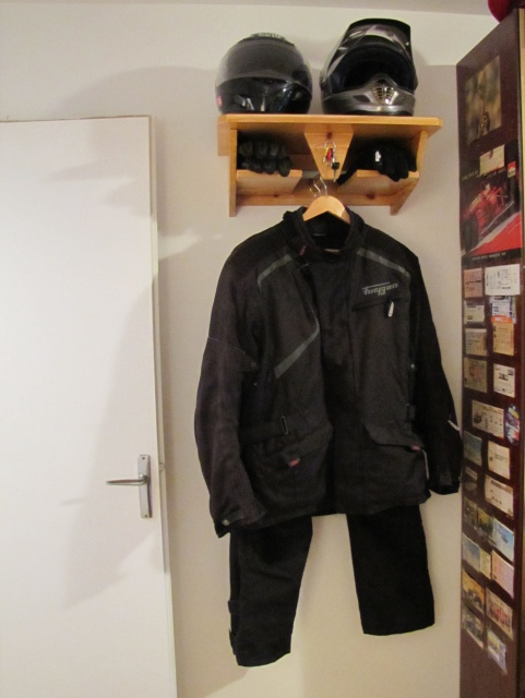 """""""Biker Garderobe """" 890988IMG1010"""