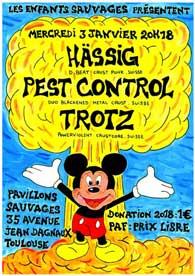 [Toulouse - 03-01-2018] HASSIG + TROTZ + PESTCONTROL 89099303011820ko